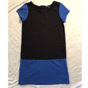 GAP Colorblock Shift Dress